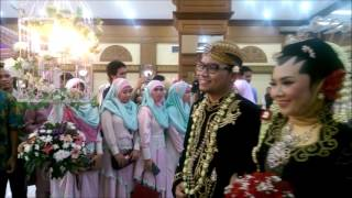Rantie & Teguh wedding