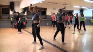 Zumba à Liège - warm up 2 - Lumidee - Dance ! (Feat. Fatman Scoop) [VooDoo & Serano Radio Edit]