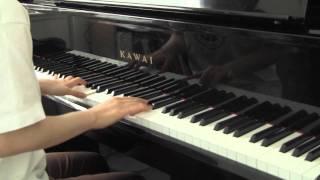 Korean Pop Inspired Piano Composition