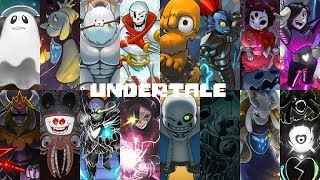 Undertale and all other fandoms rp