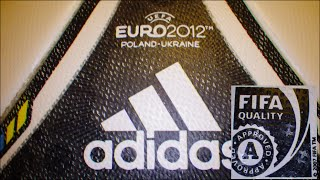 Euro 2012 Official Match Ball Review/Test   TheDeadBallBoys99