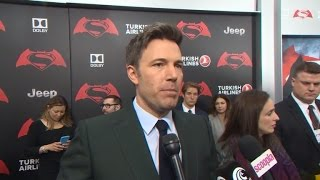 Ben Affleck: My Son Thinks I'm Batman, Daughters Wish I Played Harry Potter