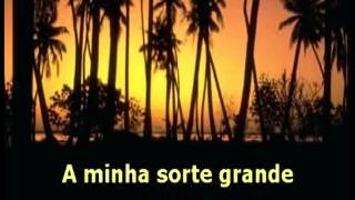 Ivete Sangalo   Sorte grande Poeira Karaokê