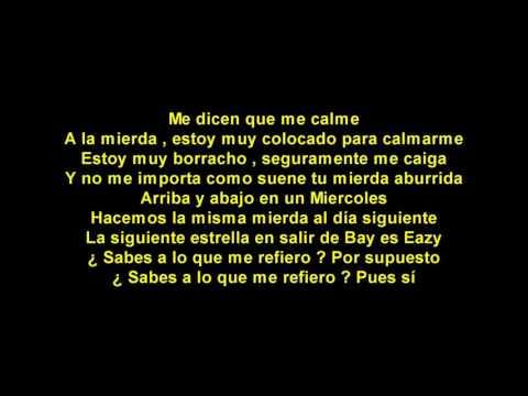 Calm Down En Espanol de G Eazy Letra y Video