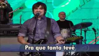 Skank no Faustão   Pacato Cidadão   23 01 2011