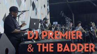 DJ Premier & The Badder - Attacks / MC's Act Like They Don't Know - Live (Dour 2016)