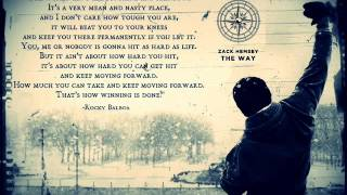 INSPIRATIONAL  [ENG] - Rocky Balboa // Zack Hemsey - The Way / EPIC