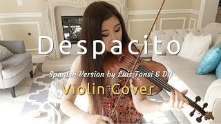 Despacito (Luis Fonsi ft. Daddy Yankee) - Violin Cover by Michelle Jin