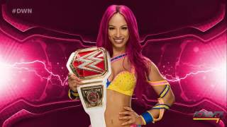 "2016: WWE Sasha Banks ""Sky's the Limit"" Theme Song [Download] [HD]"