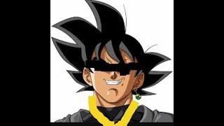 MC Vegeta E MC Goku Black