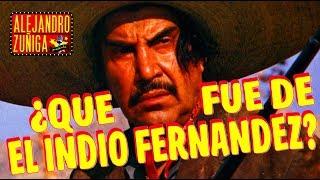 QUE FUE DEL INDIO FERNANDEZ