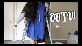OOTW | April 2018 Broken knew