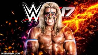 "#WWE2K17 | The Ultimate Warrior Theme ""Unstable"" (HQ + Arena Effects)"
