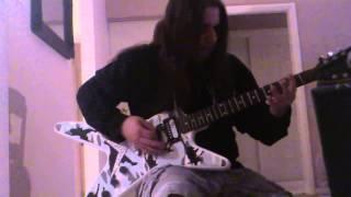 Melvins - Hooch (Guitar Cover)