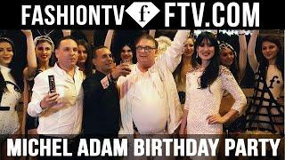 Michel Adam's Birthday Celebration 2016 at F Cafe Vienna | FashionTV
