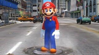 Super real Mario Odyssey