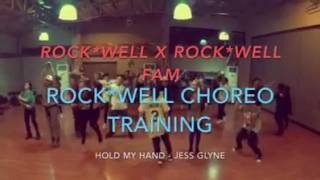ROCK*WELL CORE X FAM - Hold My Hand (Jess Glyne)