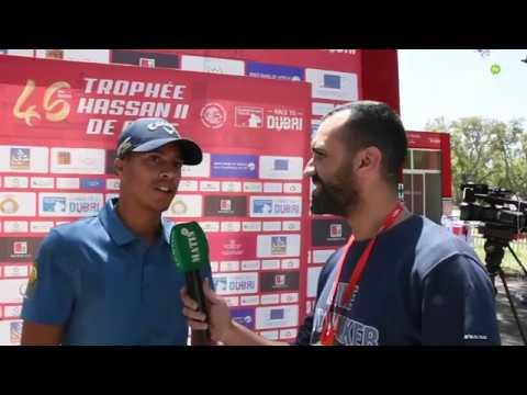 Video : Trophée Hassan II : Le dur apprentissage des golfeurs marocains