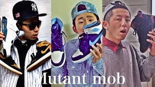 KICKS ON FIRE (Remix)                       Mutant mob