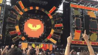 heading home / gryffin @ultrajapan2016