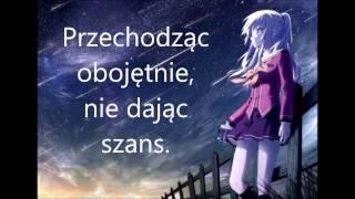 Nightcore - Kiedy Nie Ma W Nas Milosci ( + Tekst )
