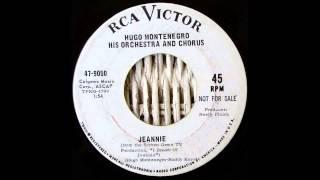 Hugo Montenegro - Jeannie 45 rpm!