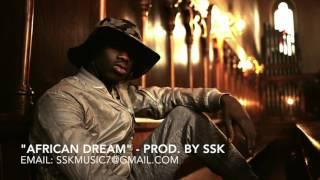 "*FREE BEAT* 🔥 J Hus X Yxng Bane X Burna Boy Afro Swing type beat ""African Dream"" Prod - by SSK"
