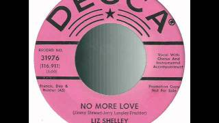 Liz Shelley - no more love - Decca.wmv