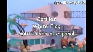 Gorillaz - White Flag (Subtitulado al español)