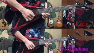 (MINI-ARROW)BABYMETAL- Ijime, Dame, Zettai(Live ver.)(guitar solo)