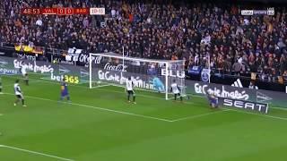 Primer gol de Coutinho en Barcelona | First Goal Philippe Coutinho Valencia vs Barcelona | Copa Rey