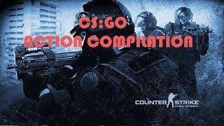 CS:GO Action Compilation/Komplikacja Akcji