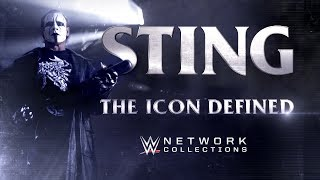 Promo WWE Network 'Sting: The Icon Defined'