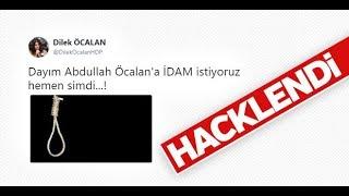 Dilek Öcalan HACKED !!! Apo' nun Yeğenine OSMANLI Tokadı 👊👊🇹🇷