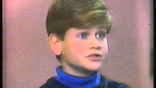Austin Eyer Modeling News Clip- circa 1990