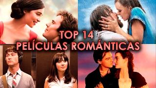 TOP 14 PELICULAS ROMANTICAS | MEJORES PELICULAS DE AMOR SAN VALENTIN 2017 | WOW QUE PASA width=