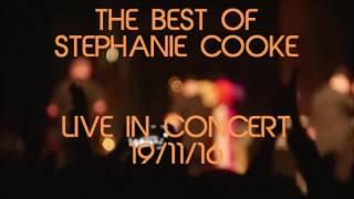 LIVE IN CONCERT - Kenny Bobien, Lillo Thomas, Stephanie Cooke - 19 Nov 2016