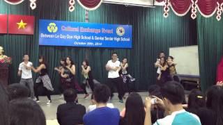 Whine Up, Machuka Dance Performance - 101D2 Crew