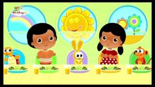 What A Beautiful Day (comida) (español) (babytv)