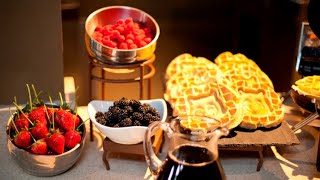 Good Morning Great Wolf Lodge:  Continental Breakfast Ideas