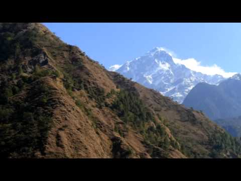 Noya in Nepal for the first time