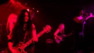 Judas Priestess Metal Gods 12/6/2014 Revolution Amityville, NY