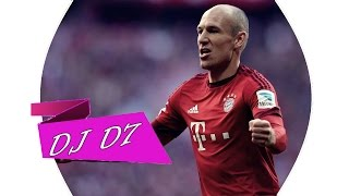 Arjen Robben ★ MC Phe Cachorrera - Se Eu For Pra DZ7 ★ 2017