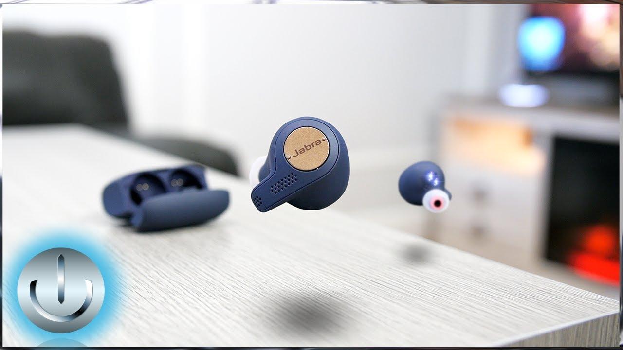 True Wireless Earbuds For Calls Music Sport Jabra Elite Active 65t