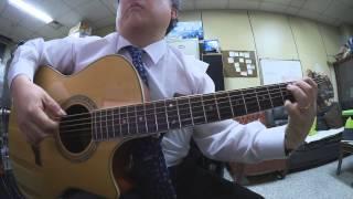 김동률 - Replay (기타 코드 배킹)