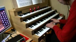 Bach - Alle Menschen müssen sterben BWV643 (Hank Dwayne Matray)