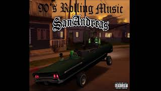 90s Rolling Music -  San Andreas (XXX Tentacion Vice city remix)