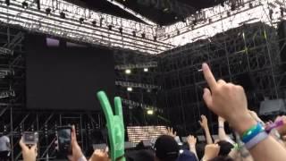 2015 Ultra Korea Lil Jon live stage