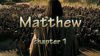 matthew chapter 1 bible study Audiobook now