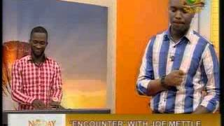 NewDay - With Joe Mettle - 23/10/2015